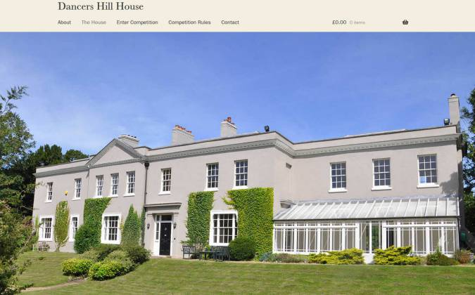 Win a Grade II List Georgian Manor House in Hertfordshire