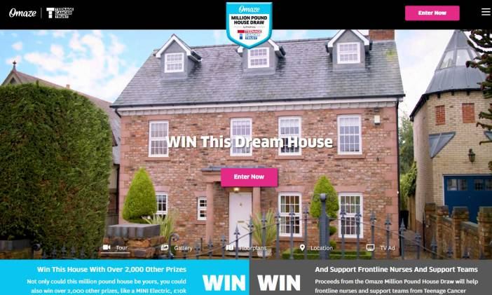 Win a Stunning Modern Million Pound House in Cheshire