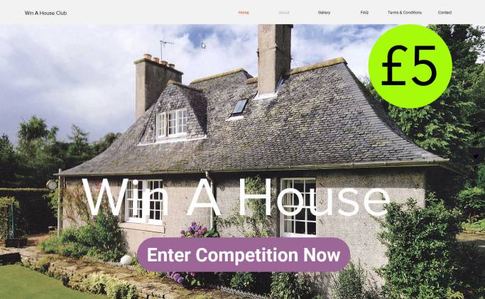 Win a Listed Cottage near Edinburgh